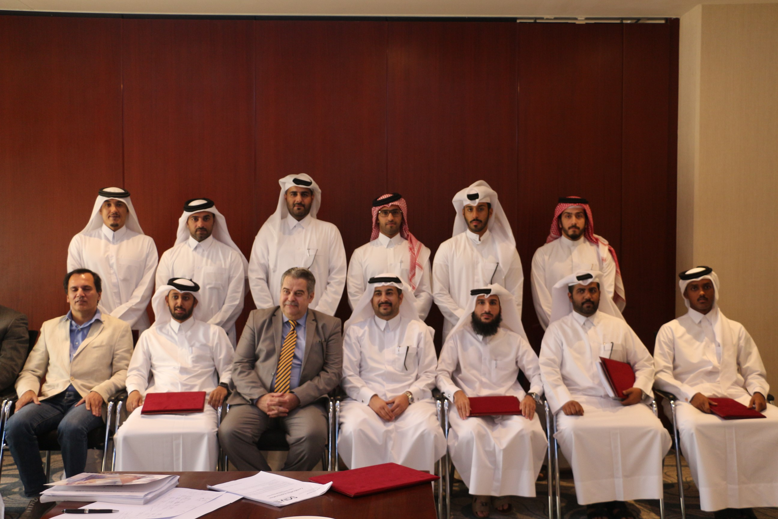 """جمعية المهندسين القطرية تطلق دورة جديدة بعنوان """"الهندسة القيمية"""""""