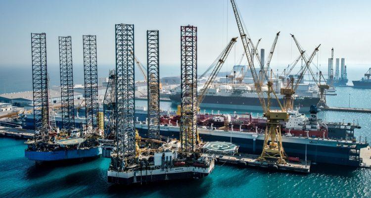 تدشين مشروع تصنيع أول مرفق سكني بحري في دولة قطر
