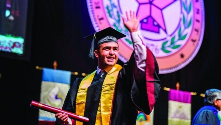جامعة تكساس تفتح باب القبول لخريف 2019