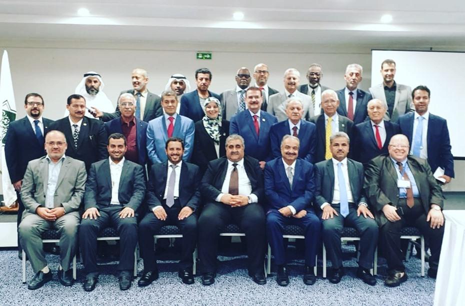 حضرت فعاليات اجتماع رؤساء الهيئات الهندسية العربية جمعية المهندسين القطرية تشارك في المؤتمر الدولي حول الهندسة والأمن الغذائي في أفريقيا بتونس